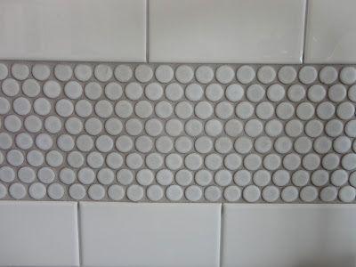 32++ Gray penny tile backsplash ideas in 2021