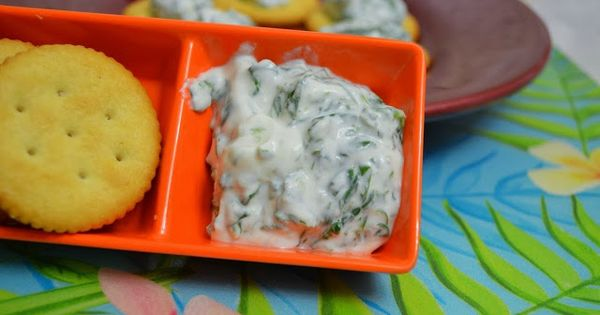 Spinach, Spinach dip and Yogurt on Pinterest