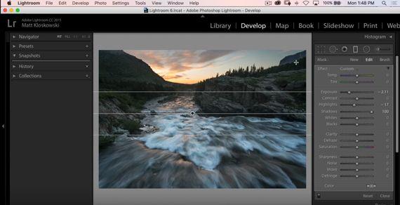 How To Edit Landscape Skies In Lightroom Lightroom Photoshop Lightroom Lightroom Raw