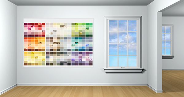 Glidden paint has a color visualizer for a room in which for Room visualizer