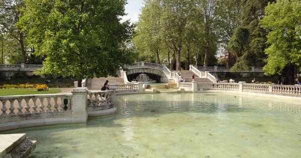 Darcy garden in dijon france dijon ma ville for Accessoire piscine dijon