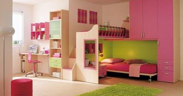 C mo decorar cuartos de j venes compartidos dormitorios infantiles y juveniles kid s room - Dormitorios infantiles tematicos ...