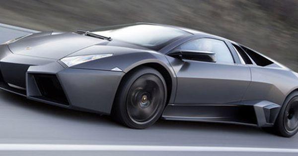 2007 Lamborghini Reventón | Power: 650hp | 0-60mph: 3.4s | Top speed: