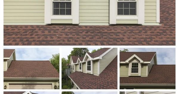 Best New Roof With Gaf Timberline Hd Roofing In Hickory Color 400 x 300