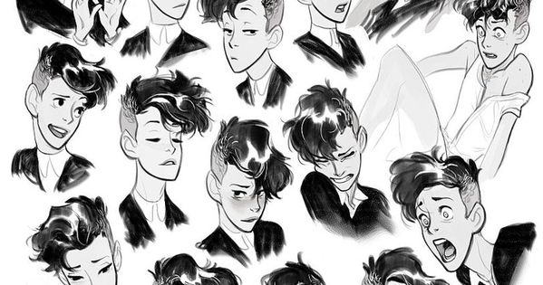 Character Design Portfolio Websites : Art by olivia margraf posta website http