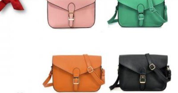 Torebka Listonoszka Mietowa Bez Sztywna Kolory New 4331043662 Oficjalne Archiwum Allegro Bags Camera Bag My Style