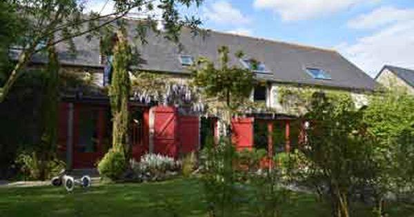 Vente Proprietes Avec Chambres D Hotes Ou Gite En Bretagne Gite Bretagne Decoration Exterieur Maison D Hotes