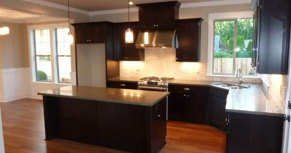 Portland Or Kitchen Ideas Dark Cabinets And Cabinets Old Kitchen Ideas