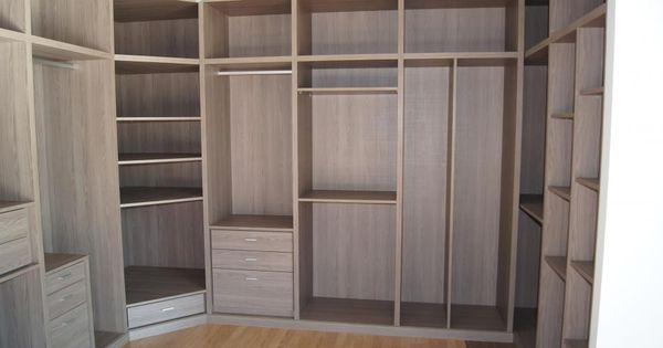 Que dise ar en las esquinas de un vestidor buscar con - Disenar armarios empotrados ...