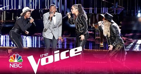 The Voice 2017 Team Alicia You Make Me Feel Like A Natural