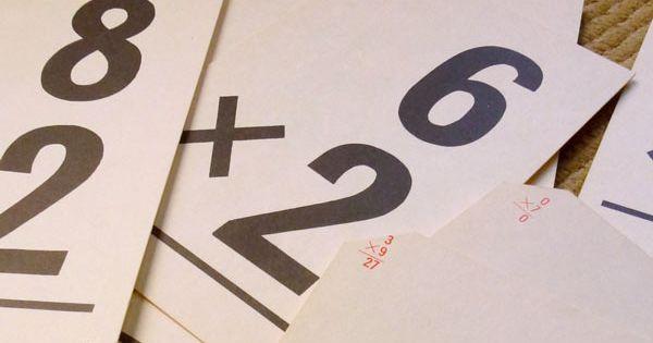 Des astuces pour apprendre les tables de multiplication for Apprendre les table