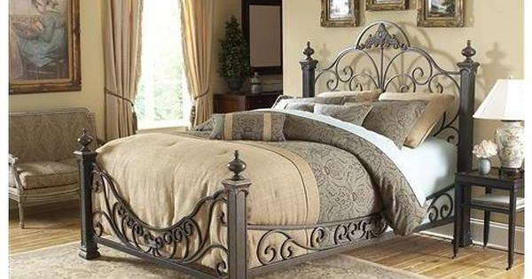 Wrought Iron Bed Baroque Bed Baroque Headboard Back To Bed