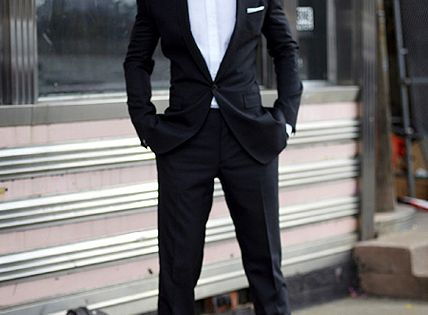 Powerful bow tie. Mens style. Mens fashion