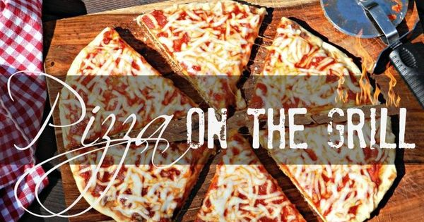 ... main dishes | Pinterest | Pizza On The Grill, Pizza and The O'jays