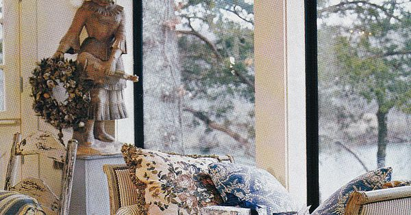 Hydrangea Hill Cottage French Country Decorating: #Charles Faudree's Country Home