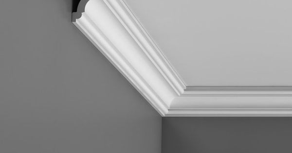 corniche moulure de plafond orac decor pour cimaise deco rail cx124 sejour pinterest d cor. Black Bedroom Furniture Sets. Home Design Ideas