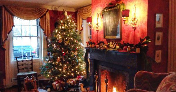 Christmas In An Old Salem Massachusetts Home Salem