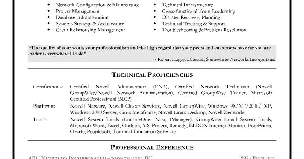 information technology exle page 1 resume writing