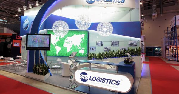 Exhibition Stand Russia : Design and construction of exhibition stands in russia