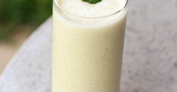 Honeydew Almond Milk Smoothie variety of smoothie recipes
