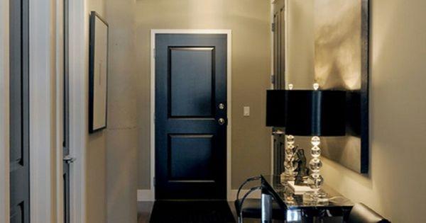 elegante einrichtungsideen f r den eingangsbereich. Black Bedroom Furniture Sets. Home Design Ideas