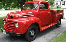 Ford F Series Wikipedia The Free Encyclopedia Ford Trucks Ford F Series Trucks