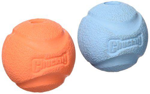 Chuckit Fetch Ball Small 2 Pack Chuckit Dog Toy Ball Dog Ball