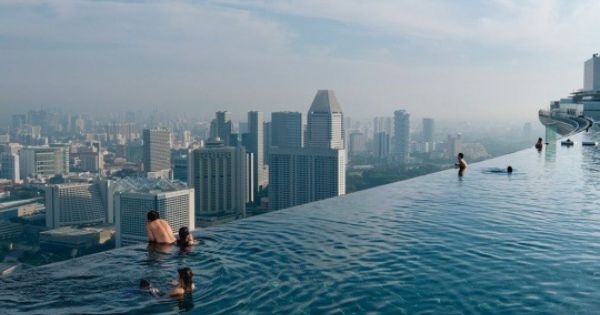 cityscapes singapore national geographic swimming pools marina bay sands