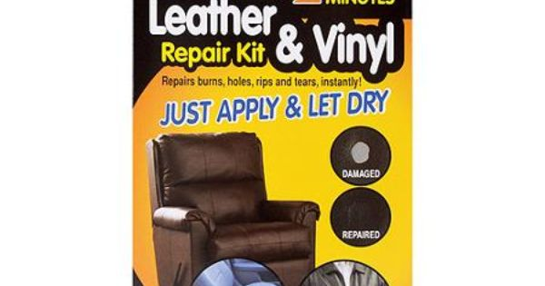 Master Caster Leather Vinyl Repair Kit To Buy