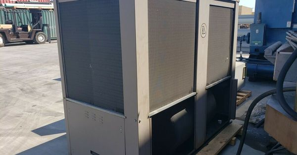 Drake Refrigeration Industrial Process Chiller Pact170d3 T4 Zt As