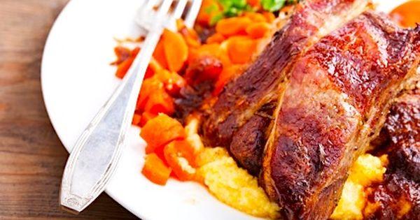Slow Roasted Pork Shoulder, Pork Shoulder Roast and Roast Recipes ...