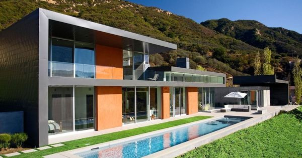 Lima residence by abramson teiger architects for Casas modernas lima