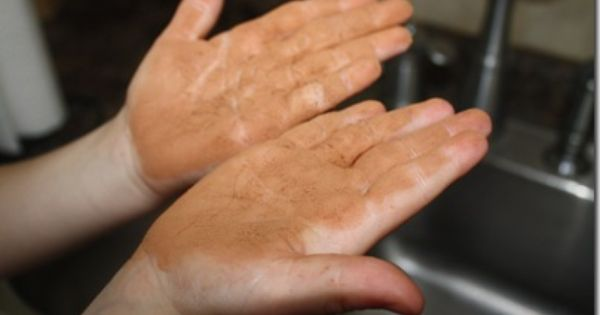 Teach Kids How To Wash Their Hands Thoroughly By Using Cocoa