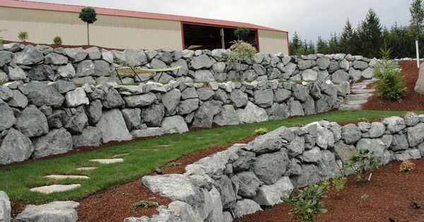 Landscape Boulders Tacoma : The layers landscaping tacoma wa and puyallup hi tech