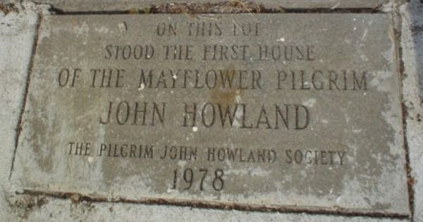 One Of My Ancestors Came Over On The Mayflower John