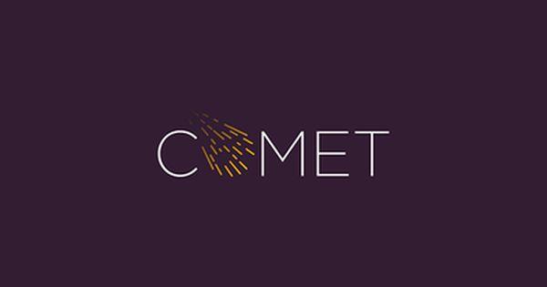Comet Logo Logos Minimal Logo Design Logo Word