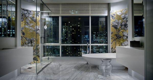 Penthouse In Downtown Montreal By Ren 233 Desjardins