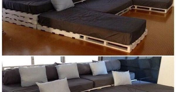 Cheap diy movie theater seating home decor pinterest for Diy backyard theater seats