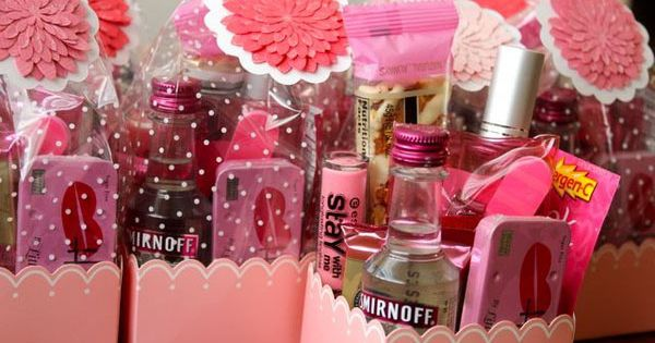 Bridesmaid gift ideas- Or bachelorette party favors?