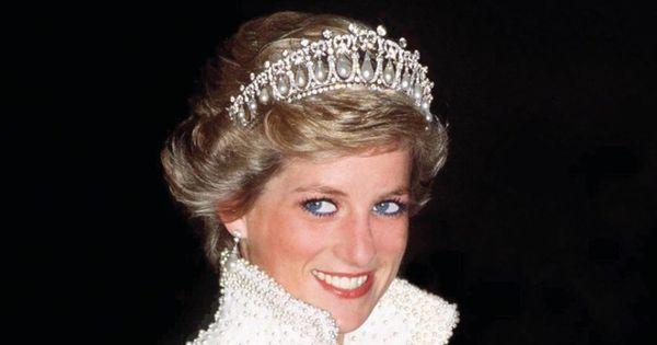 Princess Diana In Tiara Photo C Getty Images Lady Di A