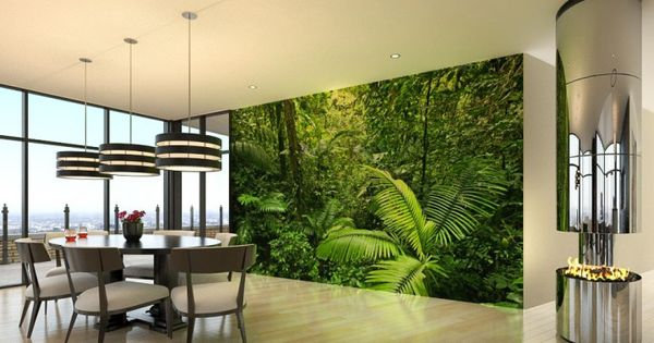 Fototapete tropischer regenwald  Fototapete Nr. 3193 - Tropischer Regenwald, Costa Rica | Tapeten ...