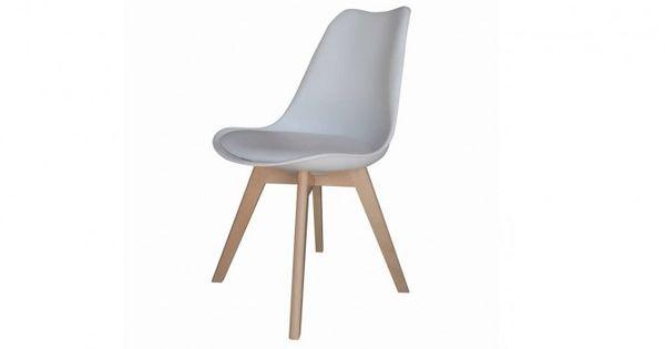 Design stoel milan wit lijkt veel op umix en goossens stoelen pinterest - Am pm meubels ...