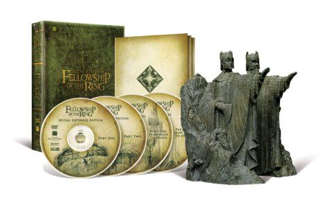 The Lord Of The Rings The Fellowship Of The Ring Platinum Series Special Extended Edition Collector S Gift S Fellowship Of The Ring Lord Of The Rings Novels