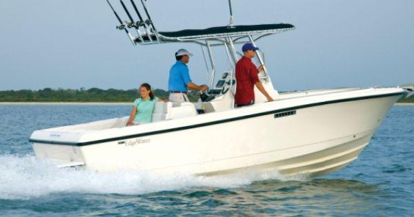 Edgewater 228 Ccd Edgewater Boat Sport Fishing