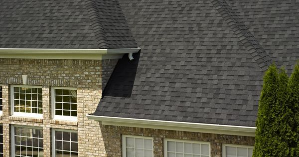 Best Certainteed Landmark Roofing In Moire Black Landmark 400 x 300