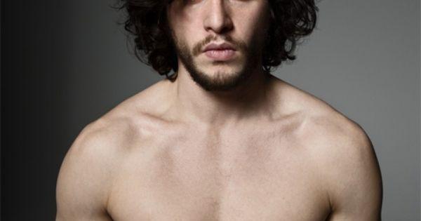 Well hello there, Jon Snow. KitHarington
