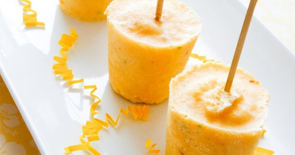 Kulfi, Delicious desserts and Ice pops on Pinterest