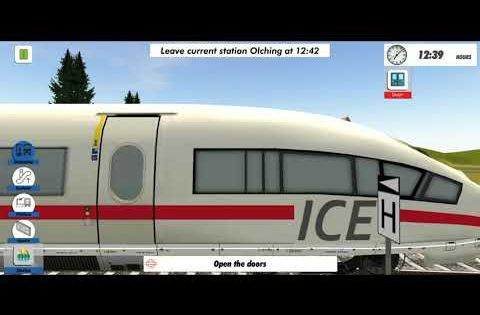 Bullet Train Sim Euro Train Simulator 2 European Trains Highbrow Entertainment Highbrow Interactive Simulation Games Simulator Train Android Video Sims