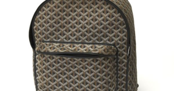 Backpack 8848 Bana: GOYARD : Vintage Backpack