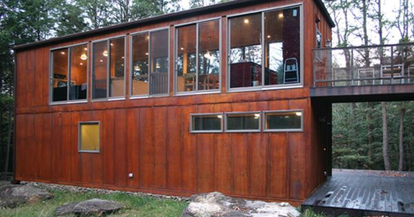 Johnson Creek Weehouse Prefab Home Container House Shipping
